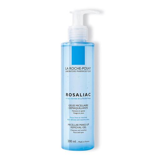 Розалиак очищающий гель д/удал. макияжа 200мл
