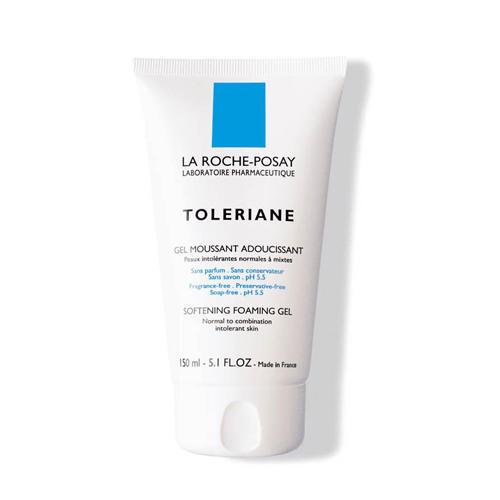 Гель очищающий пенящийся для нормальной и комбинированной сверхчувствительной кожи Толеран 150 мл (La RochePosay, Toleriane) толеран молочко цена