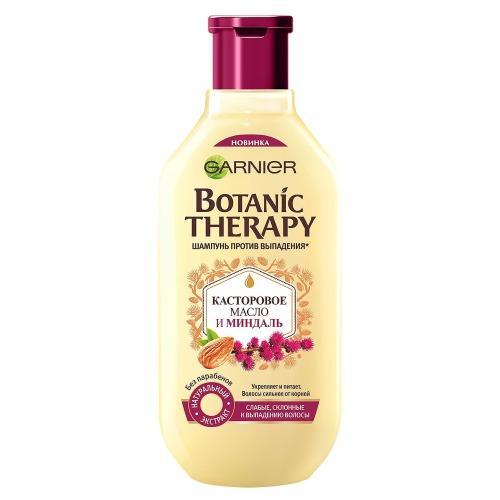 заказать Garnier Гарньер Botanic Therapy Шампунь Касторовое масло и миндаль 400мл (Botanic therapy)