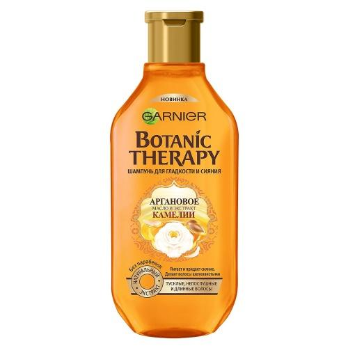 Botanic Therapy Шампунь Аргановое масло и экстракт Камелии 400мл (Garnier,  )