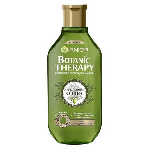 заказать Garnier Гарньер Botanic Therapy Шампунь Легендарная олива 400мл (Botanic therapy)