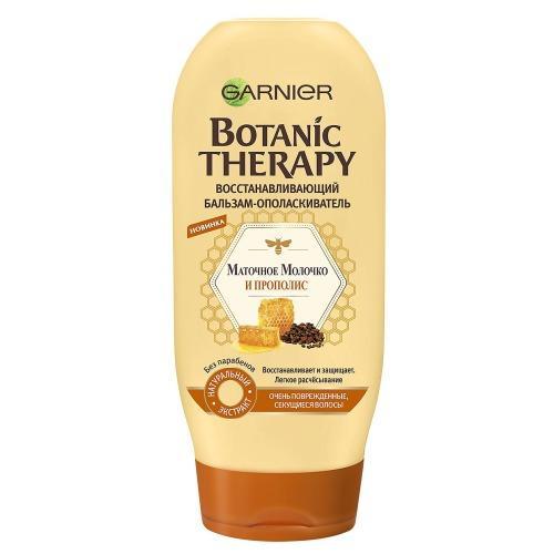 Botanic Therapy Бальзам Маточное Молочко и Прополис 400мл (Garnier, Botanic therapy) garnier набор шампунь и бальзам botanic therapy прополис и маточное молоко garnier