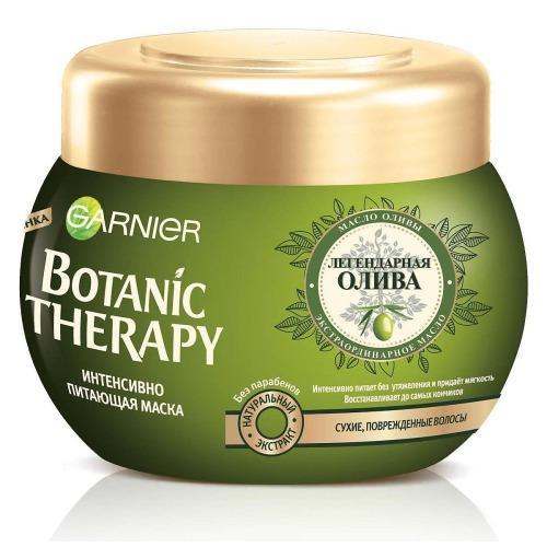 Botanic Therapy Маска Легендарная олива 300мл (Garnier, Botanic therapy) маска для сноуборда женский roxy popscreen rooibos tea botanic