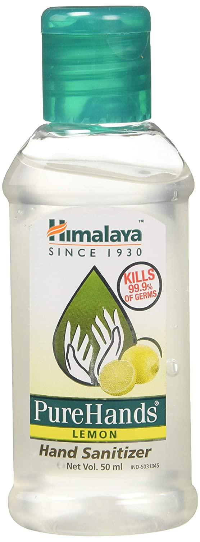 Купить Himalaya Herbals Гель антибактериальный для рук марка Himalaya since 1930 50 мл (Himalaya Herbals, Уход за руками), Индия