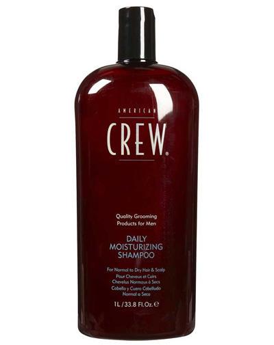 Купить American Crew Daily Moisturizing Shampoo Шампунь увлажняющий 1000 мл (American Crew, Для тела и волос), США