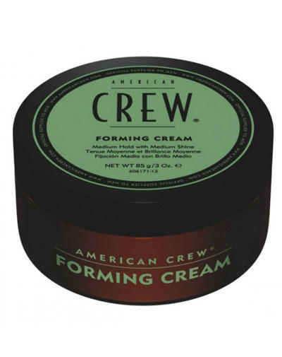 Forming Cream Средство для укладки средней фиксации со средним уровнем блеска 85 мл (American Crew, Стайлинг) american crew формирующая глина для волос мужская сильной фиксации со средним уровнем блеска king classic molding clay 85 г page 4 page 4