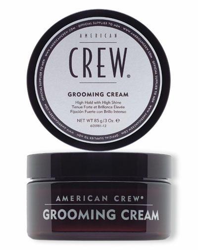 цена на Grooming Cream Крем для укладки волос сильной фиксации 85 мл (American Crew, Стайлинг)