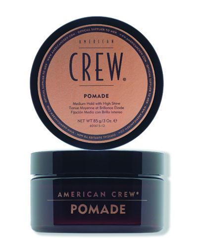 Pomade Помада для укладки волос средней фиксации 85 мл (American Crew, Стайлинг) 85 american crew