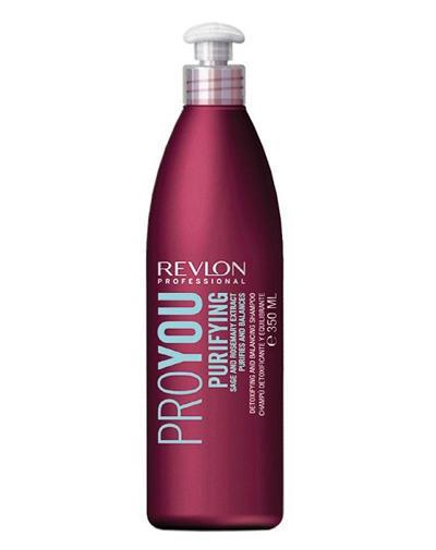 Очищающий шампунь для волос 350 мл (Revlon Professional, Pro You) revlon professional pro you texture liss hair средство для выпрямления волос 350 мл