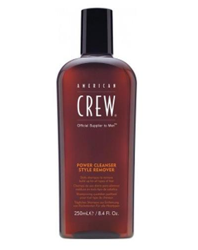 American Crew Power Cleanser Style Remover Ежедневный очищающий шампунь 250 мл (American Crew, Для тела и волос)