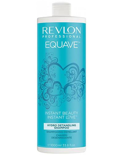 Шампунь, облегчающий расчесывание волос Equave IB Hydra Detangling Shampoo 1000 мл. (Revlon Professional, Equave) revlon бальзам для экспресс увлажнения волос instant hydra 750 мл