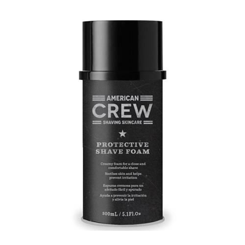 Защитная пена для бритья Protective Shave Foam, 300 мл (American Crew, Для бритья (Shave))