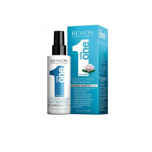 Revlon Professional Спрей-маска для ухода за волосами с ароматом лотоса 150 мл (Revlon Professional, Uniqone)
