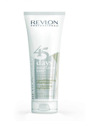 Revlon Professional Шампунь-кондиционер для мелированых волос 275 мл (Revlon Professional, Шампуни Revlon) revlon шампунь кондиционер для темных оттенков sensual brunettes color care 275 мл