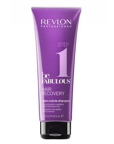 Revlon Professional Восстановление волос, шампунь Шаг 1 Be Fabulous, 250 мл (Revlon Professional, Уход за волосами Revlon)