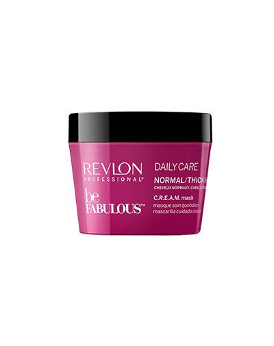 Revlon Professional Маска ежедневный уход для нормальных/густых волос C.R.E.A.M. RP Be Fabulous 200 мл (Revlon Professional, C. R. E. A. M.) revlon professional супер маска для волос 300 мл revlon professional uniqone