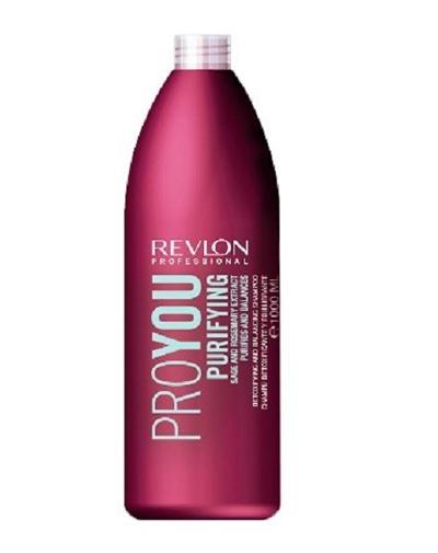 Очищающий шампунь для волос 1000 мл (Revlon Professional, Pro You) недорого