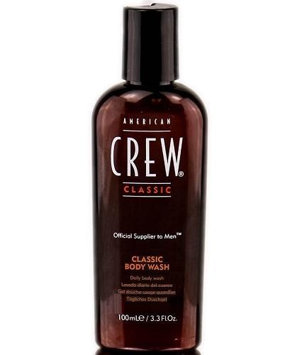 Купить American Crew WASH Гель для душа 100 мл (American Crew, Hair&Body), США