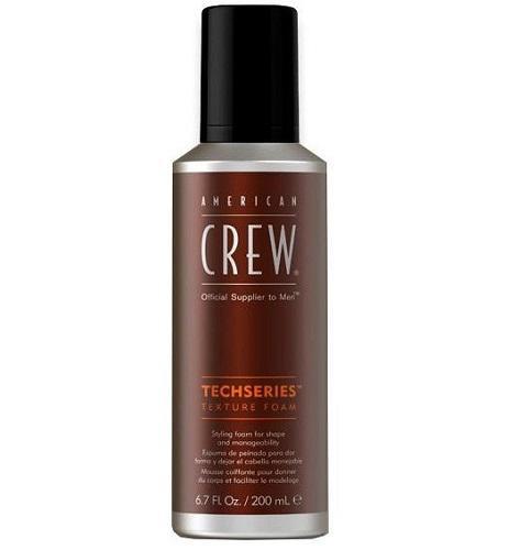 Купить American Crew Текстурирующая пена для укладки волос 200 мл (American Crew, Стайлинг), США