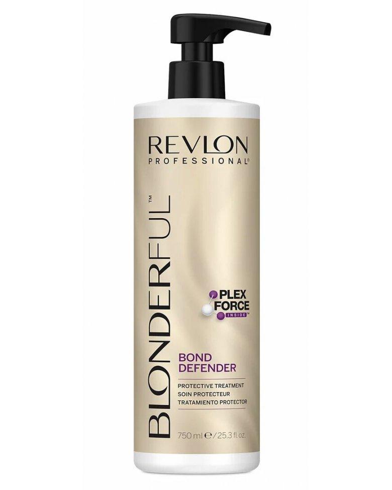 Revlon Professional Средство для защиты волос после обесцвечивания Bond Defender, 750 мл (Revlon Professional, Blonderful)
