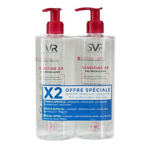 Очищающий уход Sensifine 2x400 мл (SVR, Sensifine)