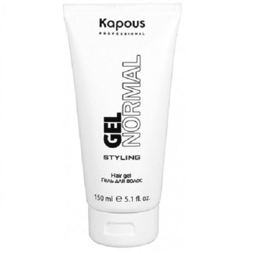 Гель для волос нормальной фиксации 150 мл (Kapous Professional, Средства для укладки)