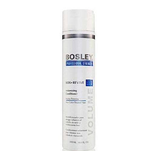 Bosley Кондиционер для объема истонченных неокрашенных волос 300 мл (Bosley, BosRevive)