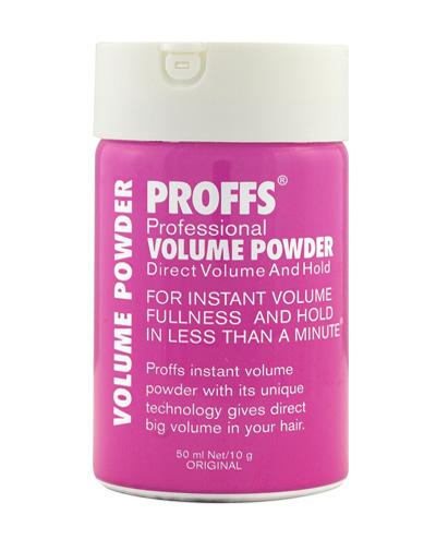 Купить Proffs Пудра для волос 10 гр (Proffs, Стайлинг), Швеция