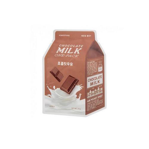 Молочная маска - шоколад 21гр (Для лица)