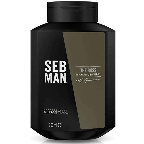 Sebman Освежающий шампунь для увеличения объема 250 мл (Sebman, Для волос)
