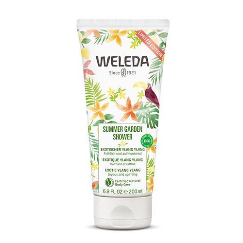 Купить Weleda Гель для душа SUMMER GARDEN 200 мл (Weleda, Шампунь-гель), Германия