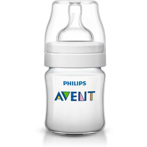 Бутылочка для кормления серия Classik, 125мл (Avent, Classic) бутылочки philips avent classic с рисунком 260 мл