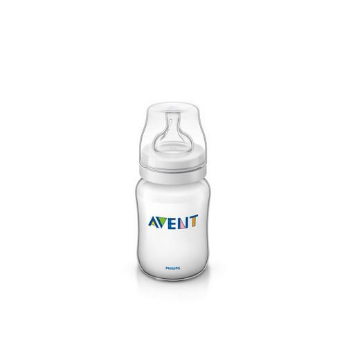 Бутылочка для кормления серия 260мл, 1 шт (Avent, Classic) avent бутылочка для кормления 125 мл