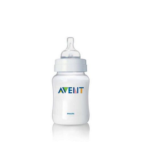 Бутылочка для кормления 260мл, 2 шт (Avent, Classic)