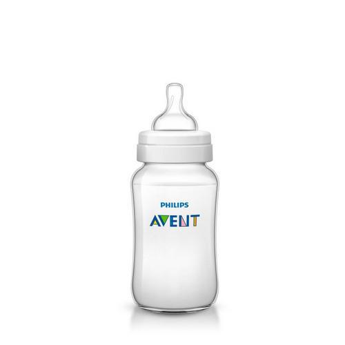 Бутылочка для кормления, 330мл, 3 мес 1 шт (Avent, Classic) прокладки в бюстгальтер avent scf254 60 дневные 60 шт