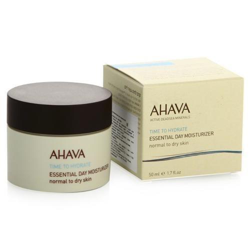 Базовый увлажняющий дневной крем для комбинированной кожи 50 мл (Ahava, Time to hydrate) ночной крем для лица ahava time to hydrate 50 мл восстанавливающий для нормальной и сухой кожи
