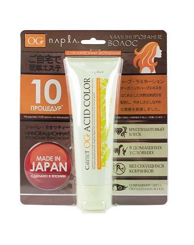 Купить со скидкой Napla Ламинирование для волос с органическими экстрактами 190 гр (Napla, )