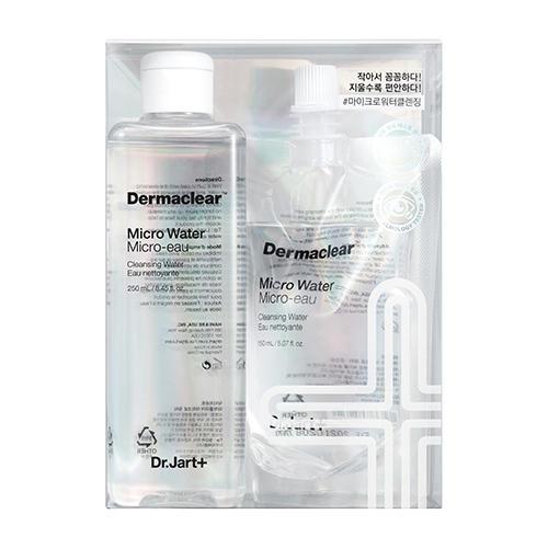 Купить Dr.Jart+ Биоводородная Микро-вода для очищения и тонизирования кожи, 250 мл + 150 мл (Dr.Jart+, Для лица), КОРЕЯ