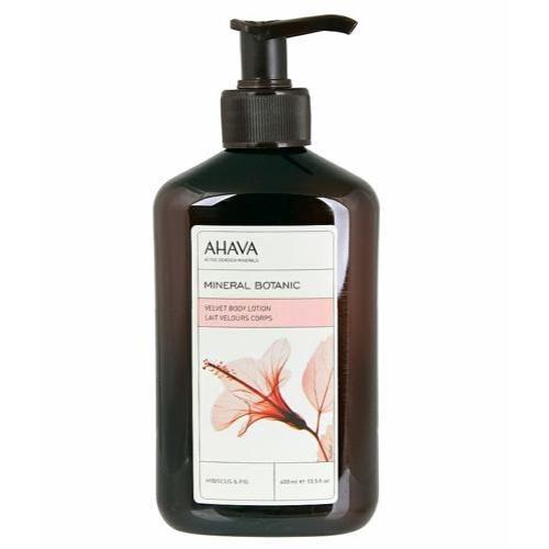 Ahava Насыщенное масло для тела гибискус и фига 235г (Mineral botanic)