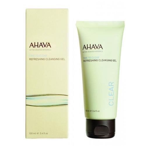 Ahava Освежающий  гель для очищения кожи 100 мл (Time to clear)