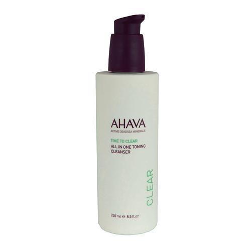 Ahava ahava time to clear минеральный тонизирующий лосьон 250 мл