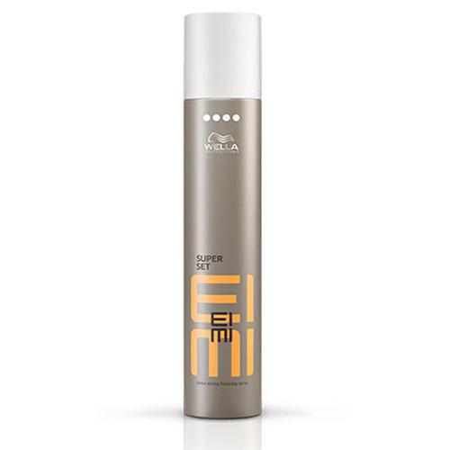 Лак для волос экстрасильной фиксации, 300 мл (Wella Professional, Eimi Фиксация) wella eimi super set – лак для волос экстрасильной фиксации 500 мл