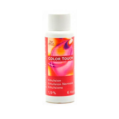 Купить Wella Professionals Эмульсия Color Touch 1.9%, 60 мл (Wella Professionals, Окрашивание), Германия