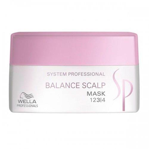Маска для чувствительной кожи головы, 200 мл (System Professional, Balance Scalp) system 4 маска о пилинг для кожи головы 215 мл