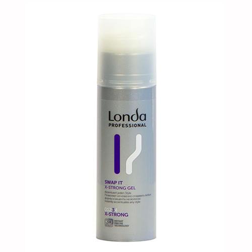 Londa Professional Гель для укладки волос экстрасильной фиксации Swat It, 100 мл (Londa Professional, Укладка и стайлинг)