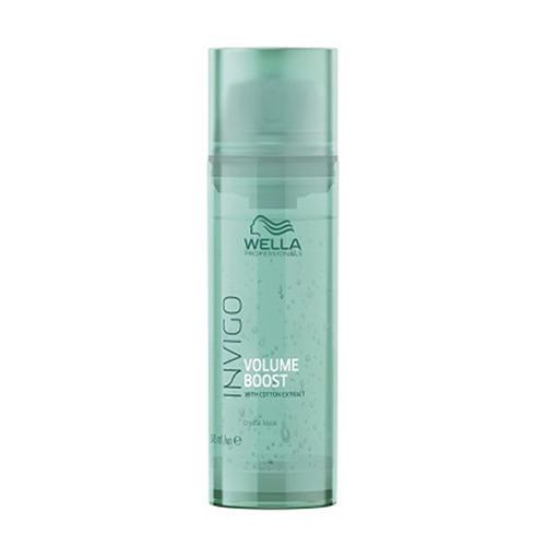 Уплотняющая кристаллмаска, 145 мл (Wella Professional, Volume Boost) wella пена для локонов boost bounce 300 мл