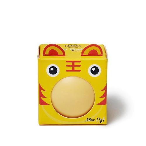Бальзам для губ с ароматом банана в коробочке 7 гр (Beauty Bar, Бальзам для губ) цена