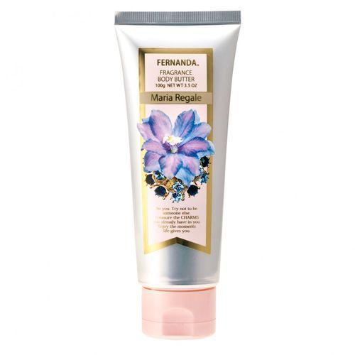 Fernanda Крем-масло парфюмированное для тела Мария Регаль100 мл (Уход за телом)