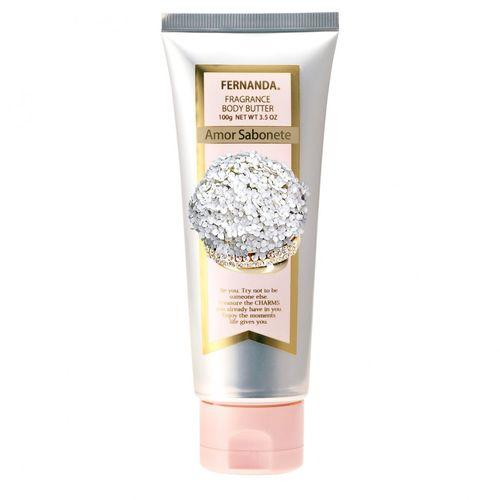 Крем-масло парфюмированное для тела Амор Сабонет 100 мл (Уход за телом)