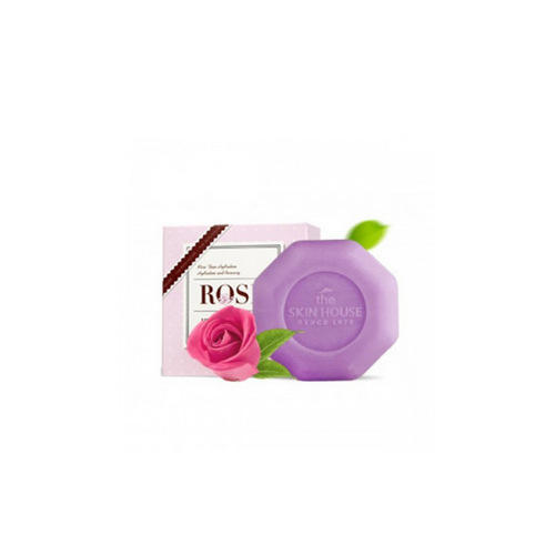 Мыло с экстрактом розы 90гр (The skin house, Для лица)